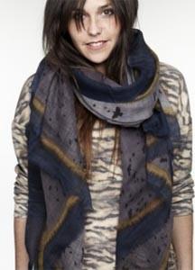 Le foulard, tout un art