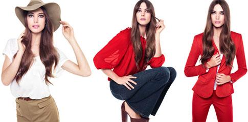 H&M printemps-été 2012