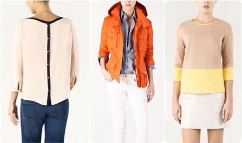 destacar activación Hacer un nombre  Shopping mode chez Massimo Dutti - Le Blog Beauté Femme - Beauté Femme