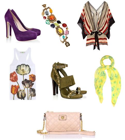 Mode printemps-été 2011