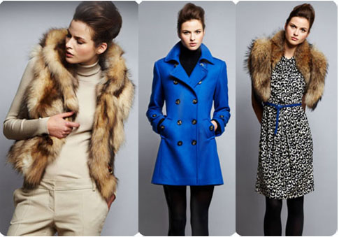 Collection automne-hiver Sinequanone