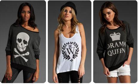 Sweat-shirts Wildfox