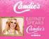 Britney Spears lance sa ligne de vêtements chez Candie's