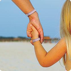 bracelet UV Sun Sense