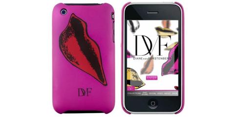 coque pour iPhone Diane Von Furstenberg