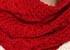 Une écharpe tube pour l'hiver