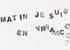 My talking shirt de Petit Bateau