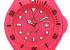 Montre Jelly de Toy Watch, le fluo fait des siennes