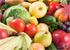 Des fruits et des légumes dans ma salle de bain
