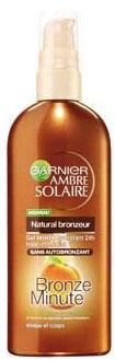 Bronze Minute Garnier