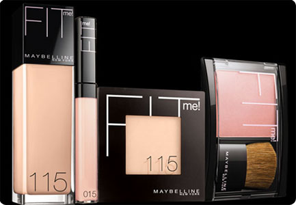Maquillage Fit Me Maybelline