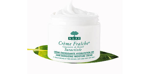 crème fraiche nuxe