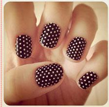 Modèle nail art