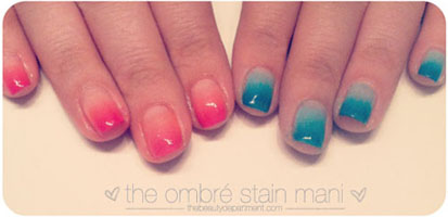 Nail art The Beauty Department