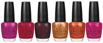 Collection Burlesque, OPI