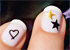 Les stickers d'ongles