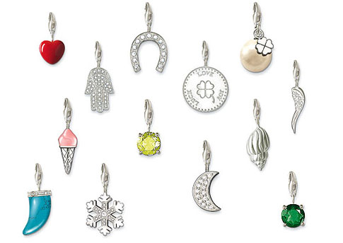 Charms Thomas Sabo