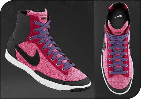 Baskettes Nike