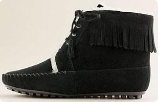 Boots fourrées Minnetonka