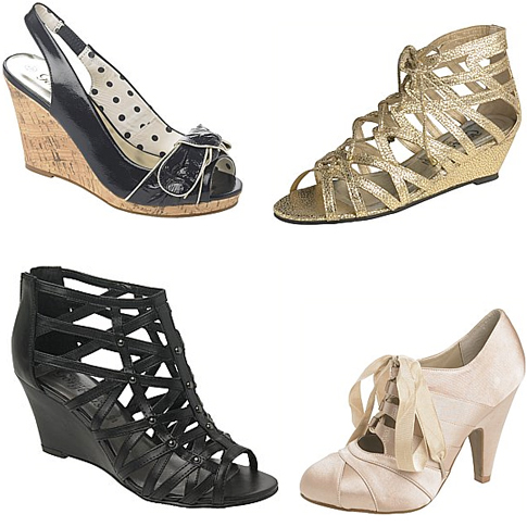 talon compenssé dans Liens shoes_newlook