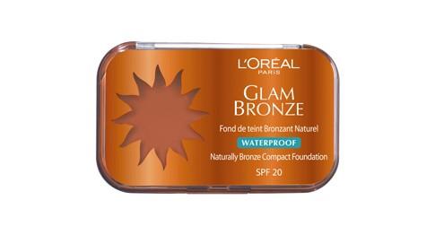 Fond de teint waterproof Glam Bronze, L'Oréal