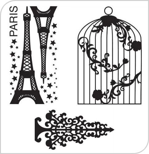 Stickers de décoration
