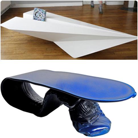 tables basses designer