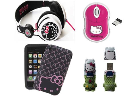 accessoires high-tech Hello Kitty