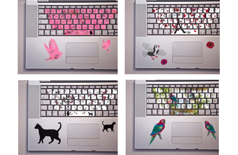 Stickers Pour Clavier Color Le Blog Beaut Femme