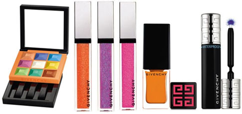 Maquillage Givenchy, collection Acid Summer