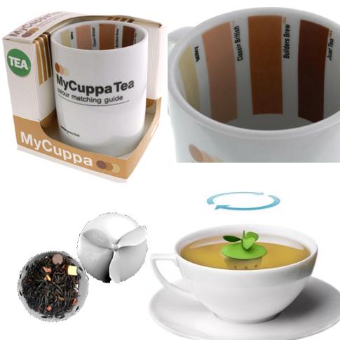 accessoires pour rituel du thé