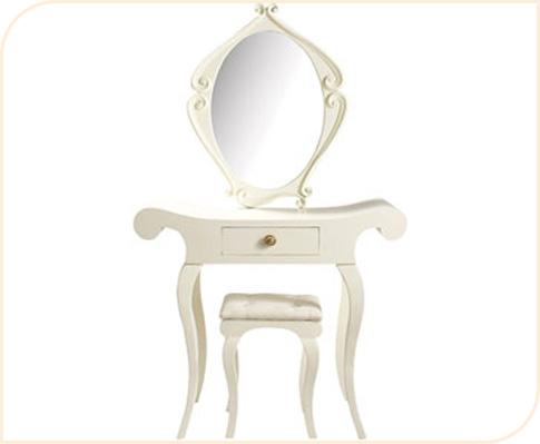 coiffeuse de princesse maisons du monde le blog beaut femme. Black Bedroom Furniture Sets. Home Design Ideas