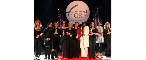 femmes en or 2009