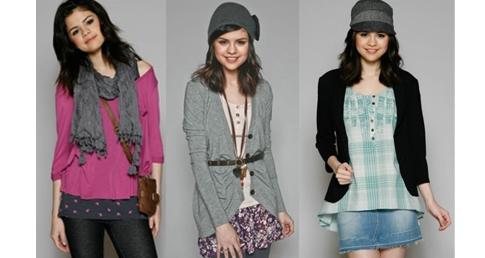 collection de vêtements Selena Gomez