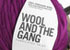 Le tricot se fait tendance avec Wool and the Gang