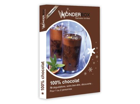 Les soins au chocolat Wonderbox