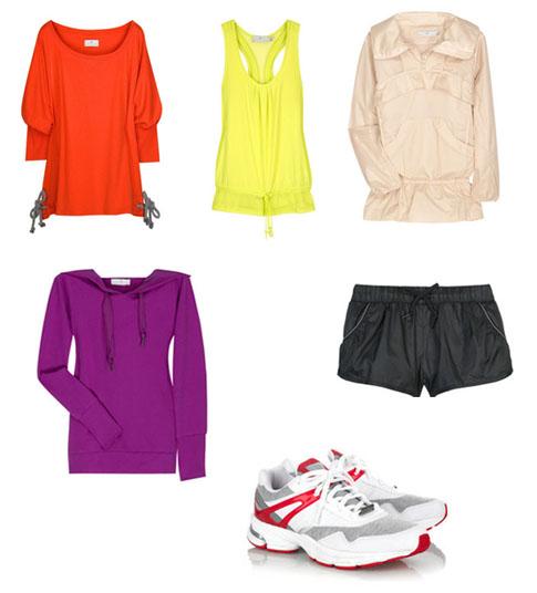 Collection Adidas et Stella McCartney