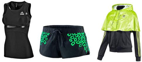 Sportswear mode Adidas