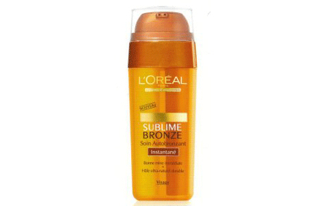 sublime bronze de l'Oréal