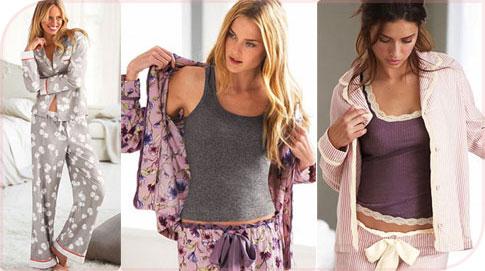 Pyjamas Victoria's Secret