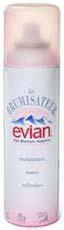 Brumisateur Evian
