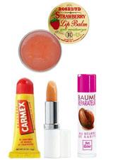 Les meilleurs baumes à lèvres du moment
