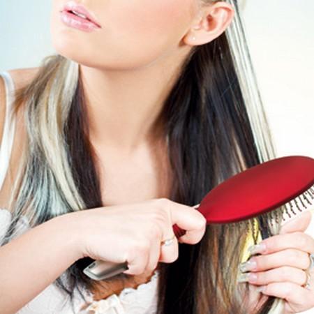 ceveux brosses