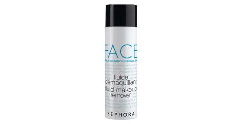 fluide démaquillant Sephora