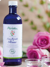 Eau florale de rose Melvita