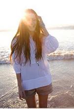 etre belle à la plage