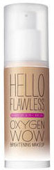Fond de teint Hello Flawless Oxygen Wow Benefit