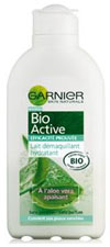 Lait Démaquillant Hydratant Garnier Bio Active