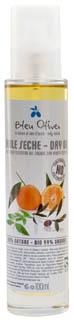 Huile sèche bio clémentine Bleu Olives