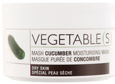 Masque Purée de Concombre Vegetables